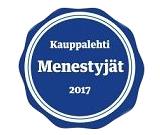 Kauppalehti Menestyjät 2017